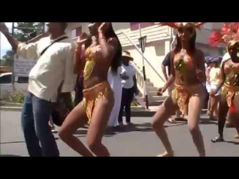 Long Video 4 Twerk, Big Booty, Dancing Girls,sxm St Maarten Carnival 2015,  Judith Roumou, video