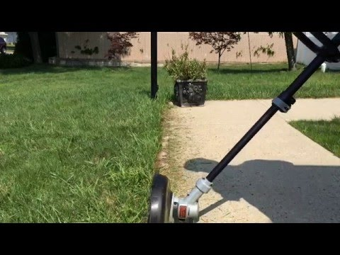 Black & Decker Electric Trimmer/Edger Review - 20V LST400/LST420