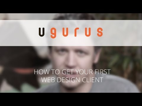 How to Get Your First Web Design Client | Q & A Thursday
