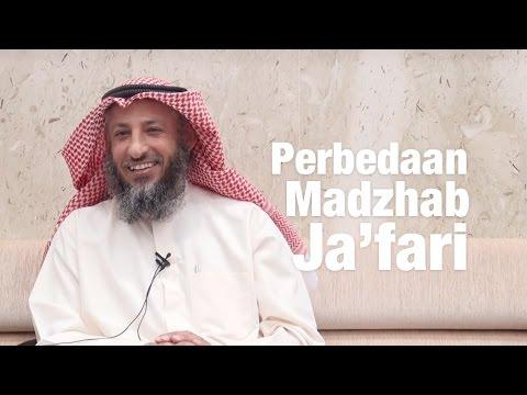 Syeikh Utsman Al Khamis - Perbedaan Madzhab Ja'fari Dengan Madzhab-madzhab Sunni
