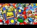 Киндер Сюрпризы,A Lot Of Candy and Kinder Surprise Eggs Робокар Поли,Robocar Poli,Сказочный Патруль