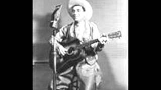 Tex Ritter - Cattle Call