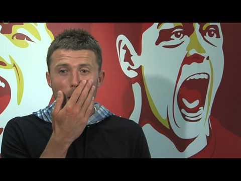 Tour 2012 | Michael Carrick Interview