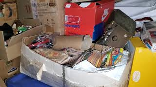 I need thrifters anonymous! 2 car garage and storage unit buyout Part #1