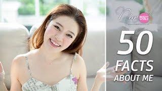 LIFESTYLE || 50 Facts about ME!!! || NinaBeautyWorld