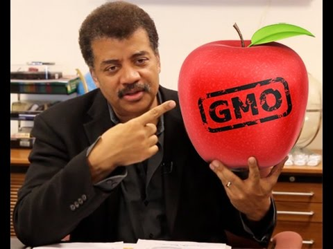 Neil deGrasse Tyson - responds to GMO Food Critics