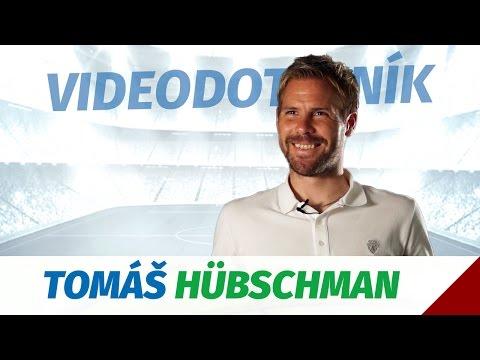 Videodotazník - Tomáš Hübschman