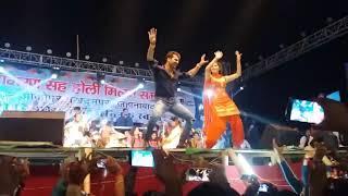 Khesari Lal Yadav and Sapna Choudhary  Bhatar aihe Holi Ke Baad