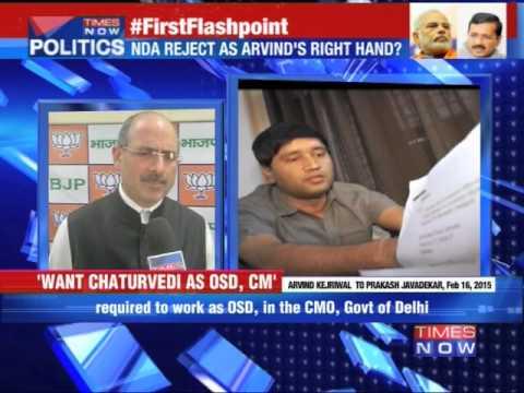 Arvind Kejriwal vs Narendra Modi war begins