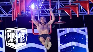 The Most Nail-Biting Moments of American Ninja Warrior | American Ninja Warrior
