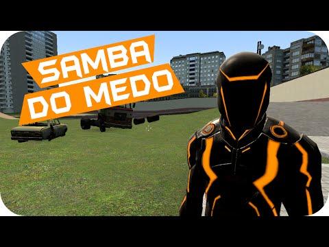 Garry's Mod: Hide And Seek - Samba do Medo