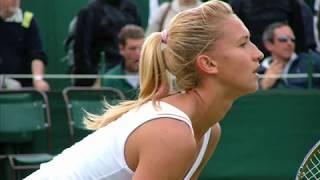 Tatiana Golovin - Beautiful tennis star