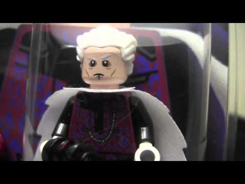 A look at The Collector Lego Mini-Figure