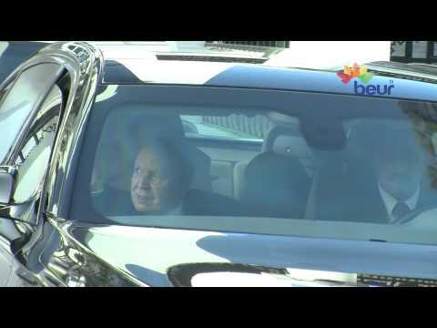 Abdelaziz Bouteflika dépose sa candidature au conseil constitutionnel