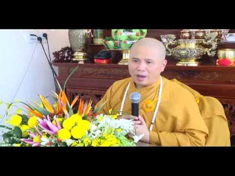 Lễ An Vị Phật và Pháp Thoại