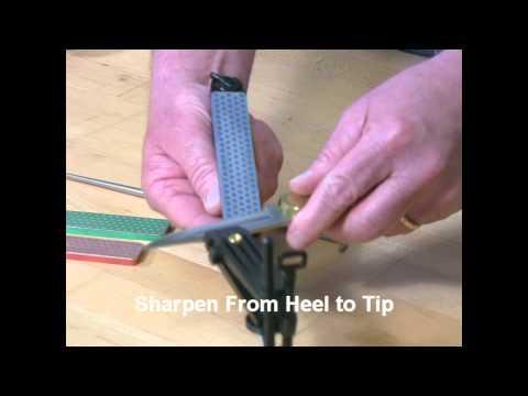 Video of A-ProKit - Sharpening