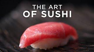 The Art Of Sushi By Daisuke Nakazawa
