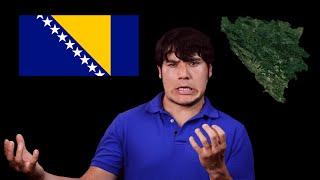 Geography Now! Bosnia and Herzegovina