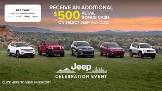 45648 NEBC YT Template - Memorial Day- Lineup Jeep Celebration Bloomington MN