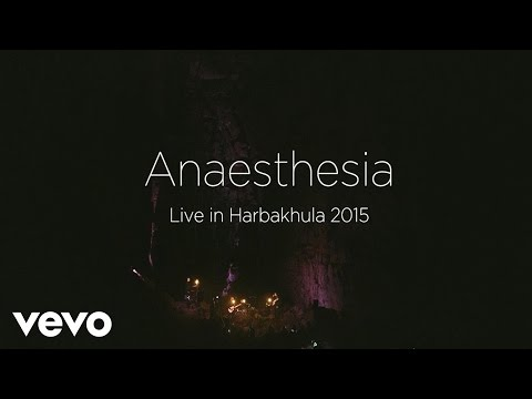 The Fjords - Anaesthesia