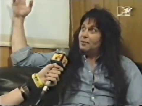 WASP Blackie Lawless from an exclusiv Headbangers Ball interview