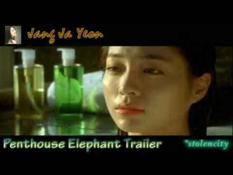 Penthouse Elephant Trailer *jang Ja Yeon As One Of The Casts* video