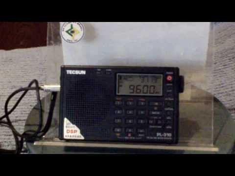China Radio International   9.600 kHz