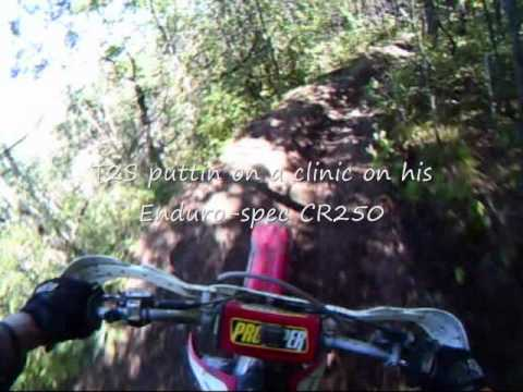 Theilman Enduro Trail Ride, Fall 2010 - Video 6