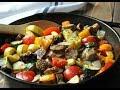 Как правильно жарить овощи / мастер-класс от шеф-повара / Илья Лазерсон / Обед безбрачия