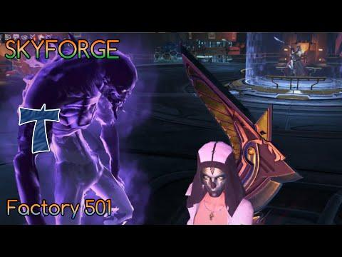 Часть 2 Данжи skyforge - Фабрика 5 1 Сообщество