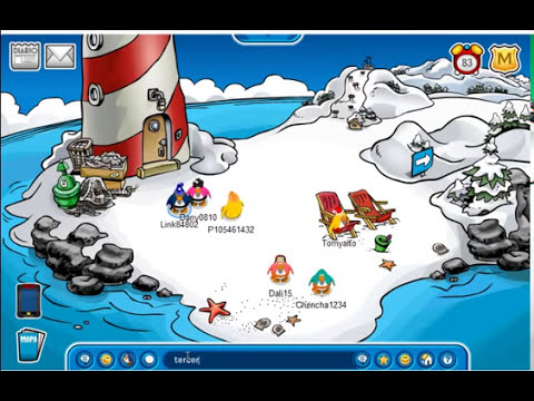 SECRETOS DE CLUB PENGUIN 2