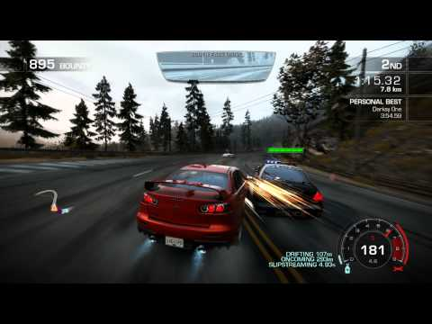 NFS Hot Pursuit 2010 Lancer Ev.