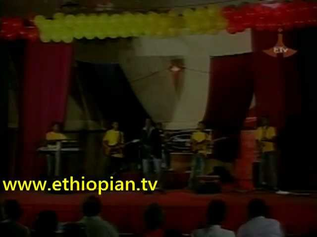 Ethiopian Idol Top 5 Finalists, Part 1 - Clip 2 of 5