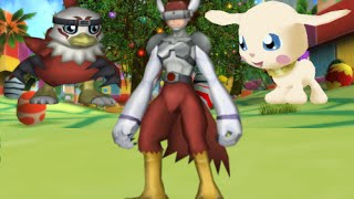 Digimon Masters Online - Silphymon Jogress Quest(Hawkmon+Salamon)