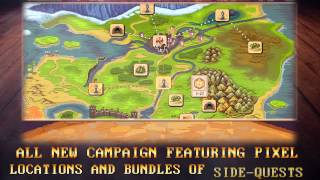 Knights of Pen & Paper 2 - Release Feature Trailer