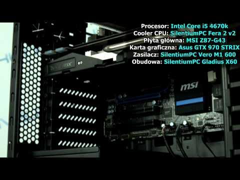 ASUS GTX 970 STRIX vs CHLODZENIE.net