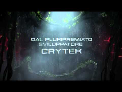 Crysis 3 E3 Trailer Italiano - TVTech