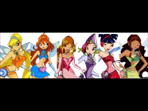 Winx Club Charmix (full Song) Cute Voices video