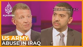 Blackwater's Erik Prince: Iraq, privatising wars, and Trump   Head to Head