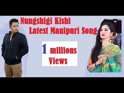 New Manipuri Film Song album--nungshigi Kishi (sushimita & Nowboy). video