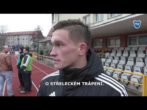 FNL: Rozhovor s Danem Ožvoldou po utkání v Sokolově (0:0).