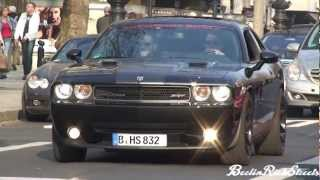 DODGE CHALLENGER SRT/8