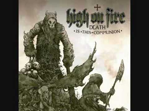 High on Fire~Turk