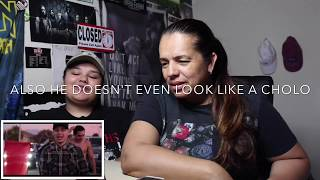 MEXICAN MOM REACTS TO