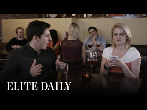 How Your Phone Gets You Out Of Awkward Situations [Gen Why]   Elite Daily