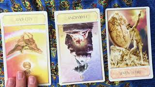 Daily Tarot Reading for 25 August 2017 | Gregory Scott Tarot
