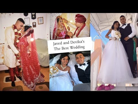 Devika Weds Javed, The Best Wedding II Real Nice Guyana thumbnail
