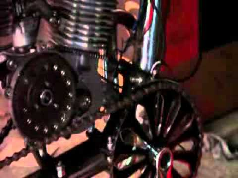 How to Replace The Ctutch Pads On Your 66cc/80cc Motorized Bike Engine