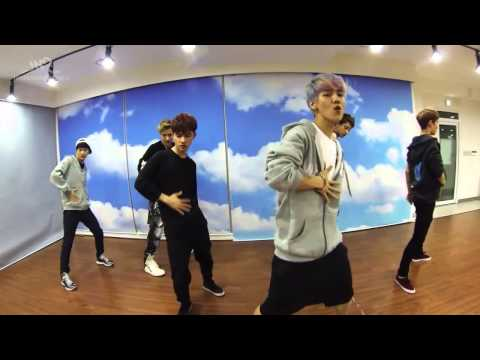 Exo Growl Dance Version Mirrored (korea Ver.) video