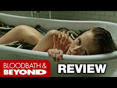 A Cure for Wellness (2016) - Horror Movie Review